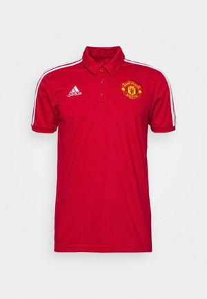 MANCHESTER UNITED FOOTBALL SHORT SLEEVE - Club wear - red