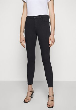 MARIA HIGH RISE - Jeans Skinny Fit - eco seriously black