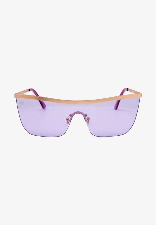 Zonnebril - purple