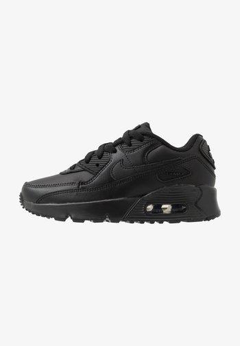 AIR MAX 90 UNISEX - Sneakers basse - black/white