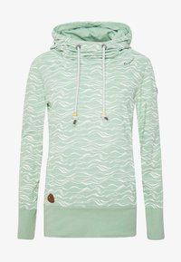 Ragwear - YODA ORGANIC - Sweat à capuche - dusty green - 4