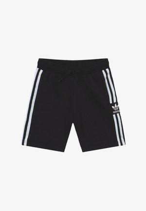 LOCK UP - Pantalon de survêtement - black/white