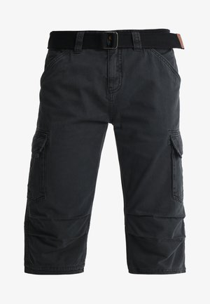 NICOLAS - Shorts - black