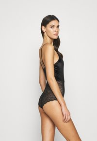 Monki - CELINA - Body - black dark - 2