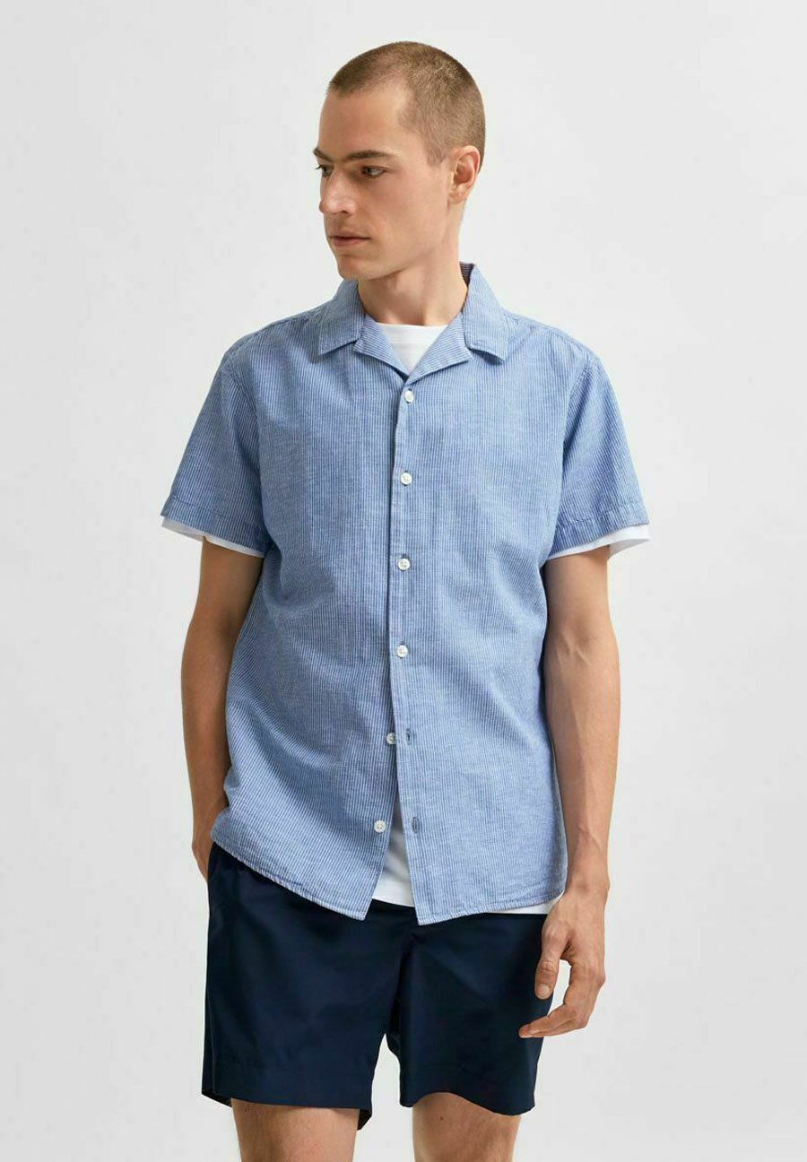 Homme SLHREGNEW  - Chemise