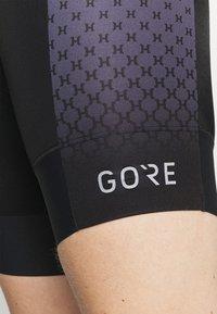 Gore Wear - HAKKA WOMENS - Tights - black/graystone - 4