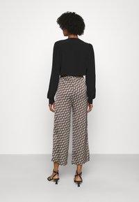 Pinko - GRUS - Trousers - black - 2