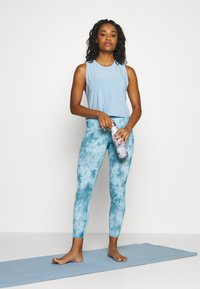 Onzie - HIGH BASIC MIDI - Tights - water - 1