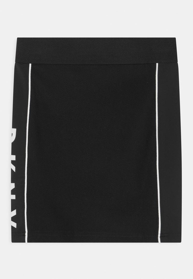 DKNY - Minisukně - black