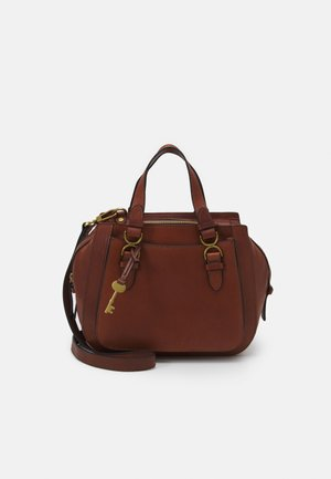 BROOKE - Handbag - brown