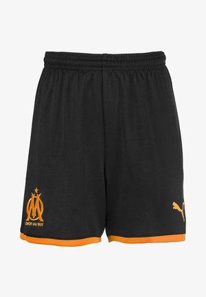 OLYMPIQUE DE MARSEILLE REPLICA - Sports shorts - black