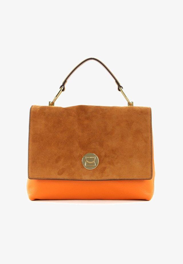 LIYA  - Handbag - ginger / caramel