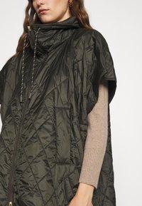 WEEKEND MaxMara - CANDORE - Light jacket - khaki green - 6
