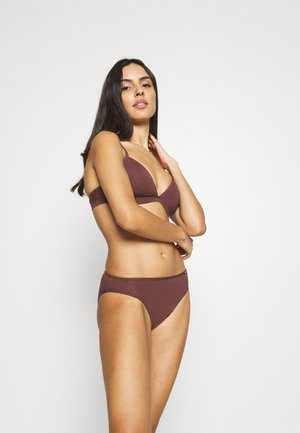 DAMEN RIO ESSENTIALS WOMEN 3 PACK - Briefs - aubergine selection