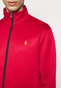 Polo Ralph Lauren - TRACK - Tröja med dragkedja - red - 7