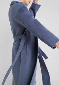 Filippa K - ALEXA COAT - Abrigo - blue grey - 5