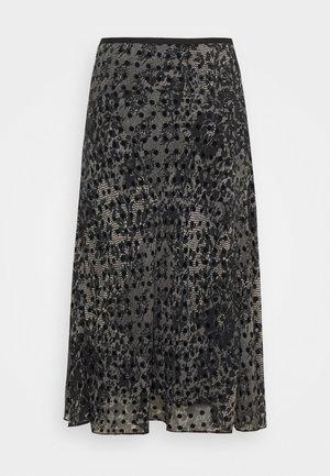 A-line skirt - ivory