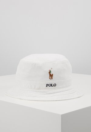 Hat - pure white