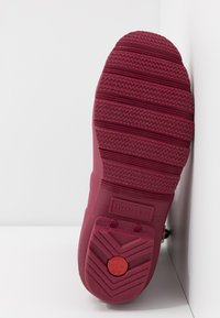 Hunter ORIGINAL - WOMENS ORIGINAL  - Gummistøvler - red algae - 6