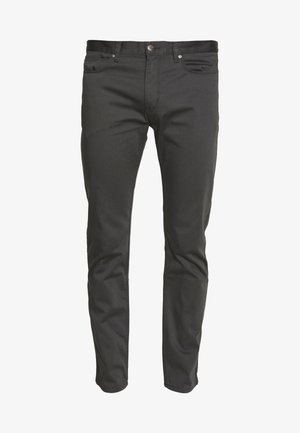 Trousers - open grey