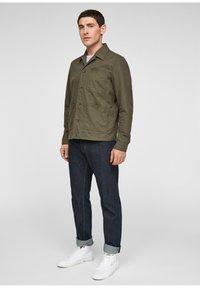 s.Oliver - Summer jacket - green - 1