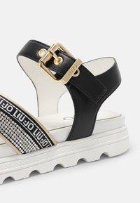 LIU JO - DESY  - Sandals - black - 6