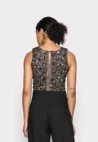 Lace & Beads - HAZEL - Top - stone - 2