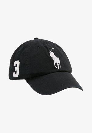 CLASSIC SPORT CAP  - Lippalakki - black
