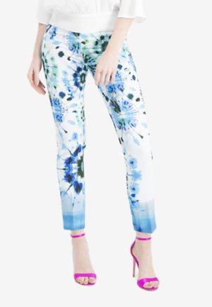 INIDE - Trousers - blue