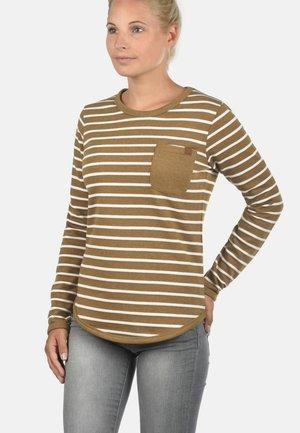 CHRISTIN - Sweater - dark mustard