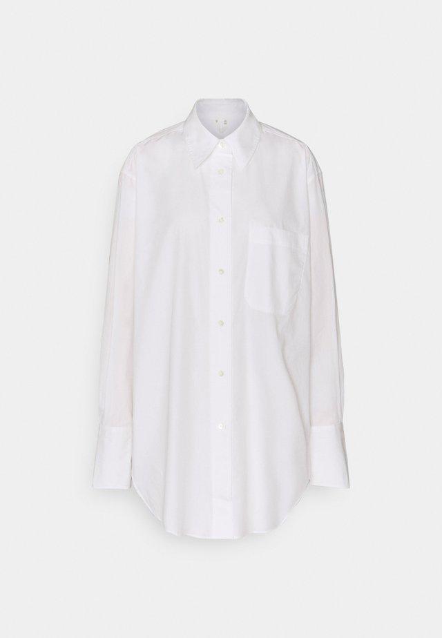 Shirt - Overhemdblouse - white