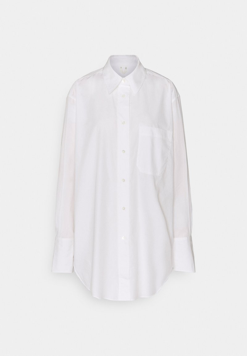 ARKET - Shirt - Button-down blouse - white
