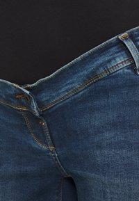 LOVE2WAIT - Denim shorts - stone wash - 2