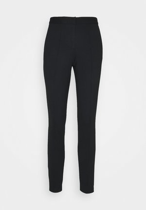 OBJCHIA NICKY ANCLE PANT  - Trousers - black