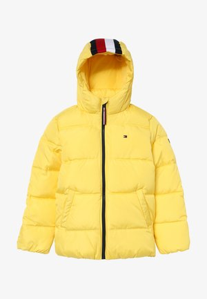 ESSENTIAL PADDED JACKET - Winter jacket - yellow
