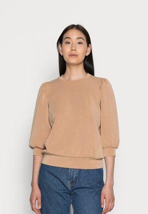 SLFTENNY  - Sweatshirt - tannin