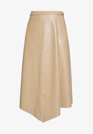 EVIE SKIRT - A-line skirt - safari
