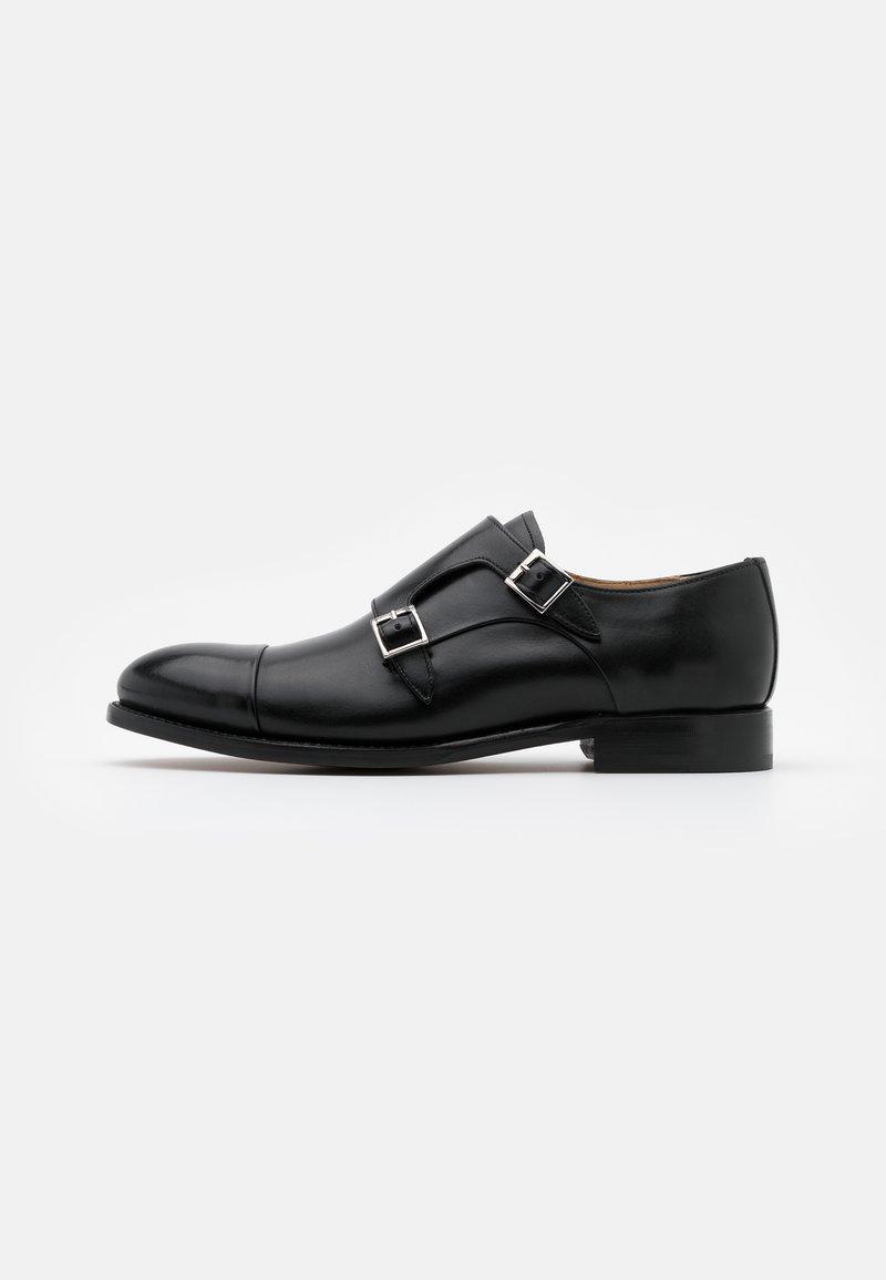 Cordwainer - DANNY - Smart slip-ons - orleans black