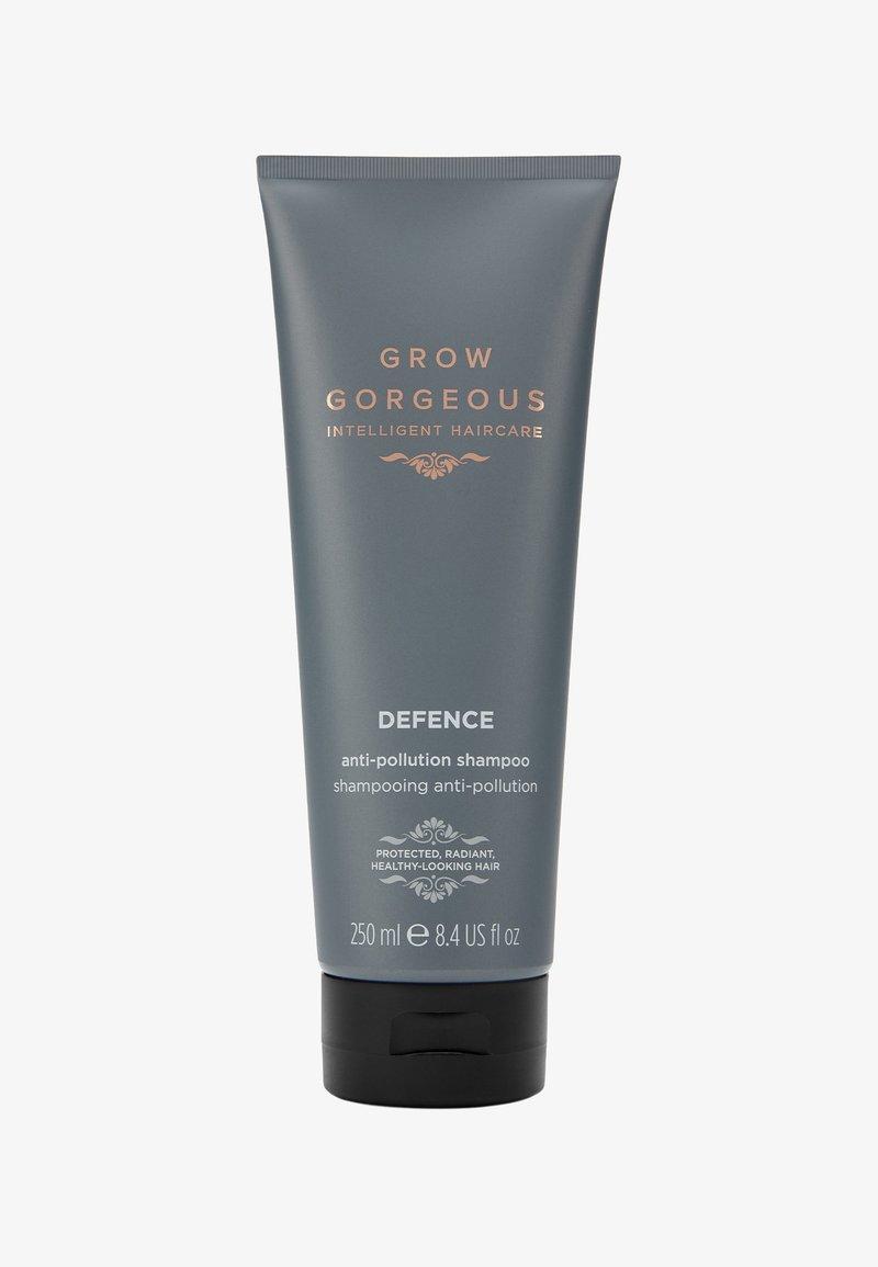 Grow Gorgeous - DEFENCE SHAMPOO - Shampoo - -