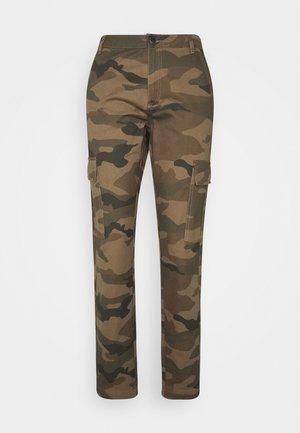 JDYARMY STRAIGHT PANT - Cargo trousers - kalamata