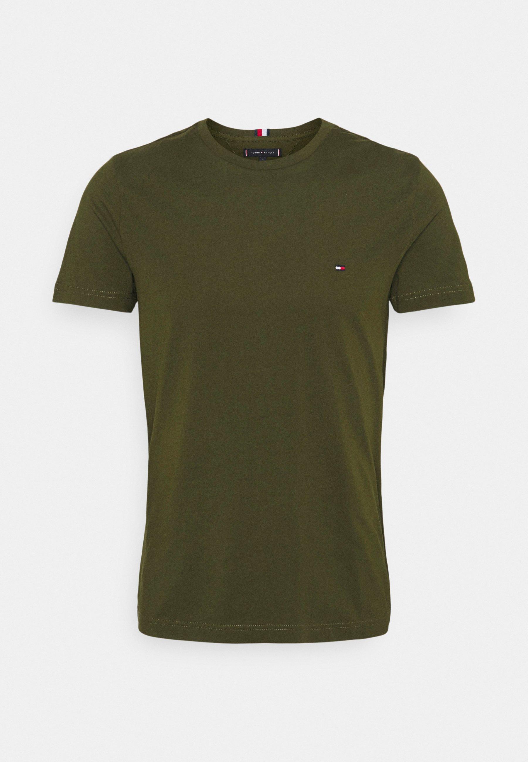 Homme BACK LOGO TEE - T-shirt imprimé