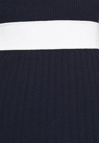 HUGO - SEAGERY - Jumper dress - open blue - 5