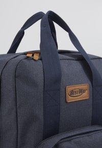 Fabrizio - BEST WAY BACKPACK - School bag - navy blue - 2