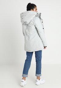 Superdry - ASHLEY EVEREST - Winter coat - ice cloud - 3