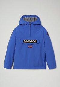 Napapijri - RAINFOREST WINTER - Light jacket - blue dazzling - 4