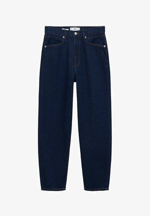 RACHEL - Relaxed fit jeans - open blauw
