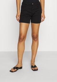 JDY - JDYLARA LIFE - Shorts - black - 0