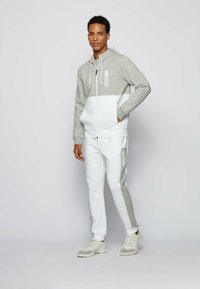 BOSS - HADIKO  - Tracksuit bottoms - white - 1