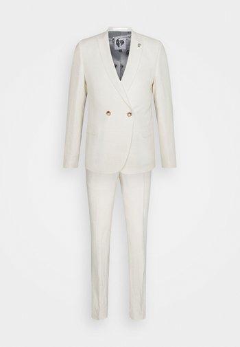 PEGAS SUIT - Suit - stone