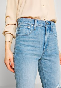 Madewell - PERFECT VINTAGE - Slim fit jeans - rosabelle - 5